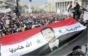 demo pro-Assad-1