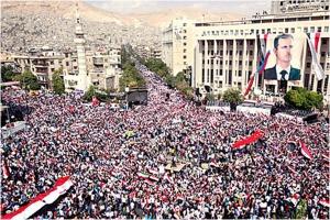 demo pro-Assad-2