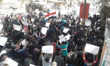protes rakyat lawan teroris1